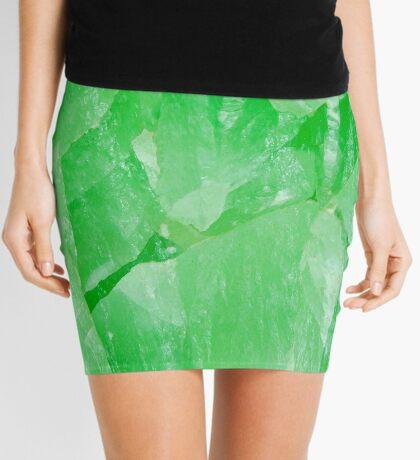 Jade Stone Texture – Mini Skirt Mini Skirt