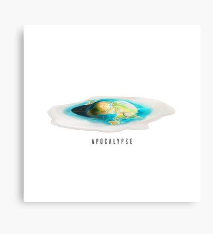 Apocalypse! Canvas Print