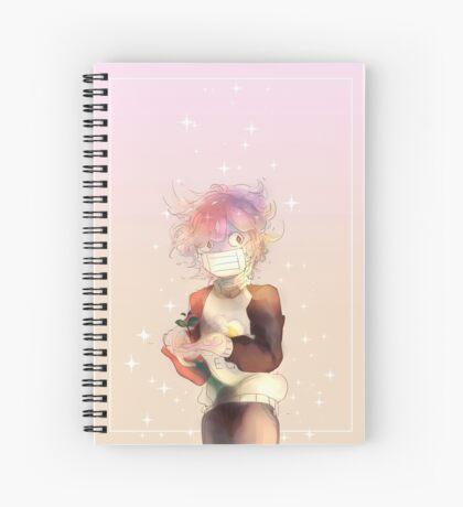 Starlite Gal Spiral Notebook