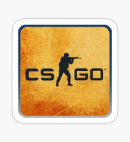 Counter Strike Sticker