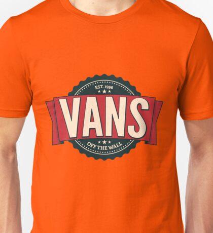 Vans off the wall Unisex T-Shirt