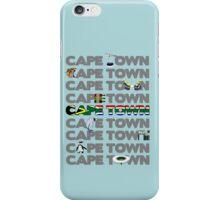 Cape Town, Cape Town, Cape Town iPhone Case/Skin