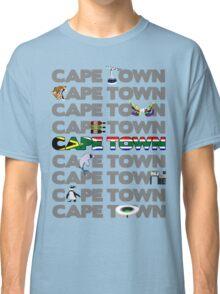 Cape Town, Cape Town, Cape Town Classic T-Shirt