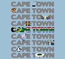 Cape Town, Cape Town, Cape Town Unisex T-Shirt
