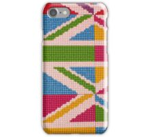 Union Abstract iPhone Case/Skin