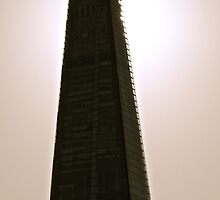 Shard Silhouette by slimdaz