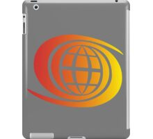 SpaceShip Earth SunBurst iPad Case/Skin