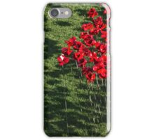 Each one in memory of a hero iPhone Case/Skin
