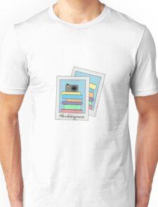 #bookstagram Unisex T-Shirt