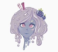 Violet I Scream by Leah Lawrence