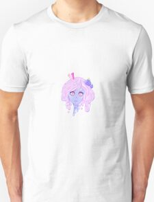 Violet I Scream Unisex T-Shirt