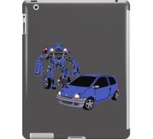 Renault Twingo Transformer iPad Case/Skin