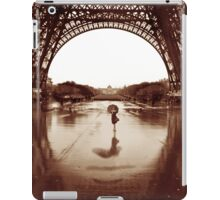 The Other Face Of Paris iPad Case/Skin