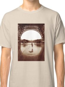 The Other Face Of Paris Classic T-Shirt