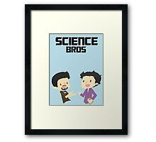 Tony & Bruce Framed Print