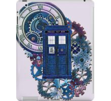 Time and Space Doctor Who inspired Art iPad Case/Skin
