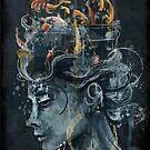 Dream in a Cage by Barbora  Urbankova