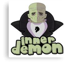 inner demon - Dugg Canvas Print