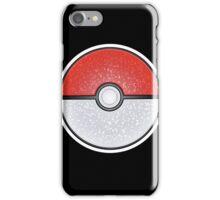 Glitter Pokeball iPhone Case/Skin