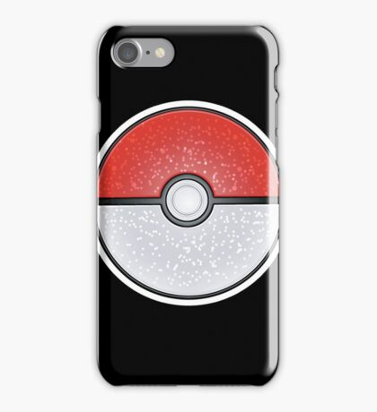 Glitter Pokeball iPhone Case/Skin