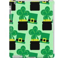 Happy St. Patty's Day! iPad Case/Skin