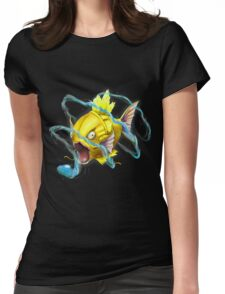 SiNxRealize Shiny Magikarp Womens Fitted T-Shirt