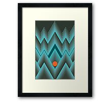 Dot II Framed Print
