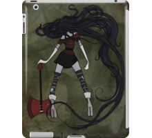 Queen of the Nightosphere iPad Case/Skin