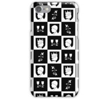 Merlin and Arthur Pattern iPhone Case/Skin
