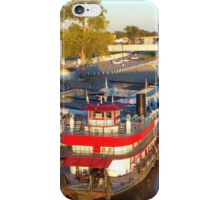 The Mark Twain and Razorback Submarine iPhone Case/Skin