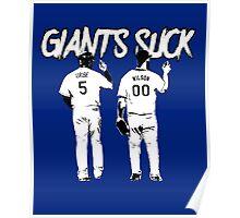 Giants Suck! Poster