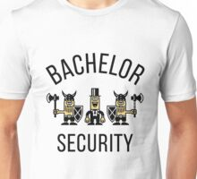Bachelor Security Vikings (Stag Party / POS) Unisex T-Shirt