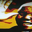 Nelson Mandela by Michael Birchmore