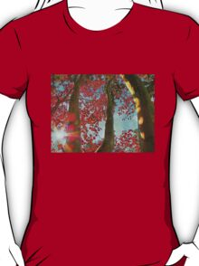 Red Means Stop T-Shirt