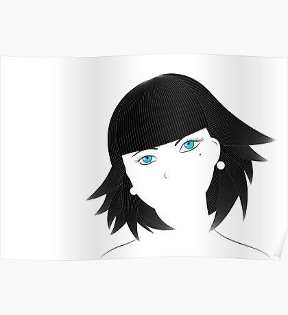 Ice Girl v2 Poster