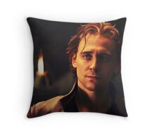 harry of monmouth Throw Pillow