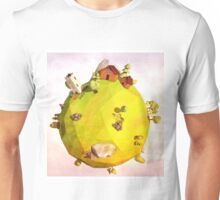 Low Poly Earth Y1 Unisex T-Shirt