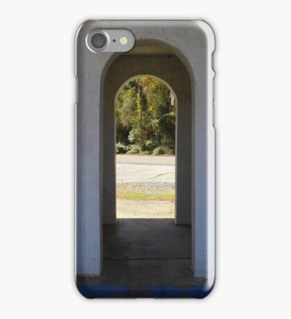 Arched Doors iPhone Case/Skin