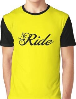 Ride Road Graphic T-Shirt