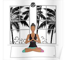 Yoga Girl. Poster