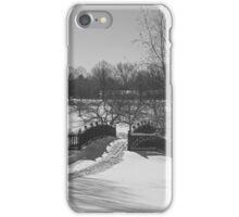 Winter Trail iPhone Case/Skin