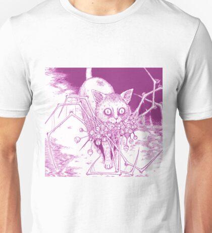 Soichi's Beloved Pet (Pink) Unisex T-Shirt