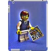 We can all dream of being a super hero! iPad Case/Skin