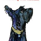 Louie The Scottie Dog by archyscottie