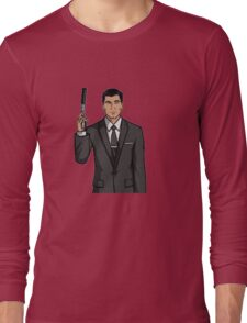 Archer Long Sleeve T-Shirt