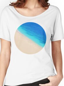 Sand x Sea Women's Relaxed Fit T-Shirt