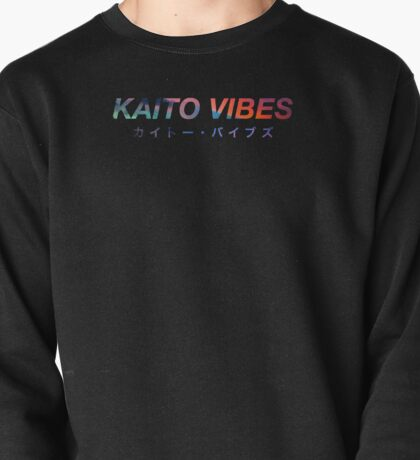 Kaito Vibes Colors Pullover