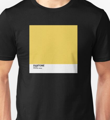 Pantone 2017 Color of the Year - Primrose Yellow Unisex T-Shirt
