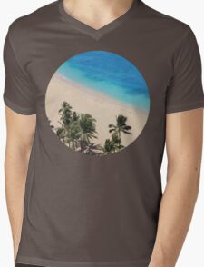 Hawaii Dreams Mens V-Neck T-Shirt