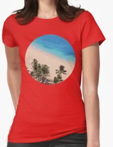 Hawaii Dreams Womens Fitted T-Shirt